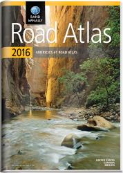 United States, 2016 Gift Road Atlas by Rand McNally