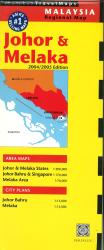 Johor and Melaka by Periplus Editions