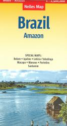 Brazil and the Amazon Basin by Nelles Verlag GmbH