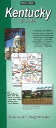Kentucky, State Map by Five Star Maps, Inc.