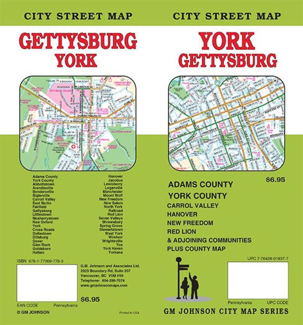 York and Gettsyburg, Pennsylvania Street Map by GM Johnson York County Road Map on york state road map, washington road map, steuben county ny map, york county weather, rock hill road map, york county library, waynesboro road map, portland road map, seneca falls new york map, new york city road map, maine road map, alexandria road map, delaware county ny map, ulster county ny map,