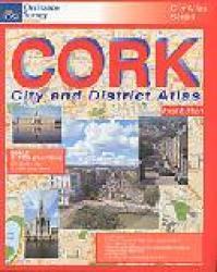 Cork, Ireland City and District Atlas by Ireland Ordnance Survey
