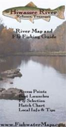 Hiawassee River TN River Map and Fly Fishing Guide by Fishwater Maps