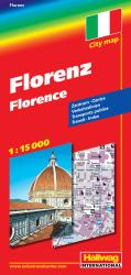 Florence, Italy by Hallwag