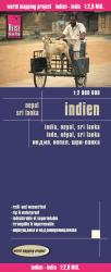 India, Nepal, and Sri Lanka by Reise Know-How Verlag
