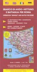 Anzio Landings: Operation Shingle and the Battle for Rome by Edizioni Multigraphic