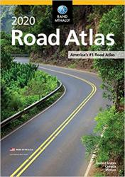 2020 Road Atlas by Rand McNally