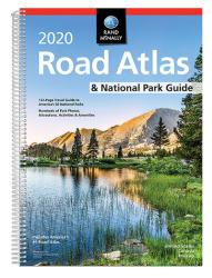 2020 National Park Atlas & Guide by Rand McNally