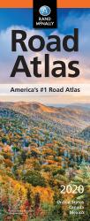2020 Compact Road Atlas by Rand McNally
