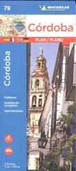 Cordoba city map by Michelin Travel Partner