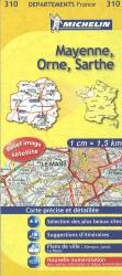 Alpes-Maritimes Road Map by Michelin Maps and Guides