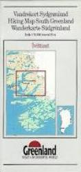 Ivittuut (Ivigtut) hiking map by Greenland Tourism