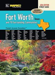 Fort Worth, Texas, Street Guide by Kappa Map Group