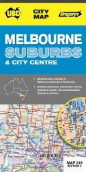 Melbourne, Australia Suburbs and City Center by Universal Publishers Pty Ltd