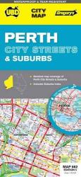 Perth City, Australia, Streets & Suburbs by Universal Publishers Pty Ltd