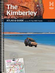 The Kimberley, Australia, Atlas and Guide, 5th edition by Hema Maps