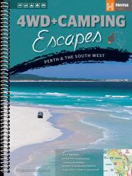 Perth and The South West, Australia, 4WD and Camping Escapes by Hema Maps