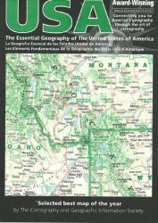 USA, The Essential Geography of the by Imus Geographics