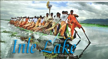 Inle Lake, Myanmar by Odyssey Publications