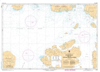 BARROW STRAIT AND/ET VISCOUNT MELVILLE SOUND (7570) by Canadian Hydrographic Service