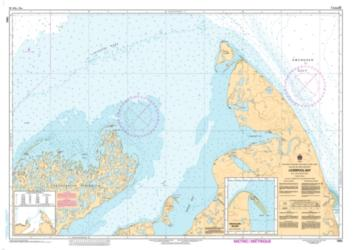 LIVERPOOL BAY by Canadian Hydrographic Service