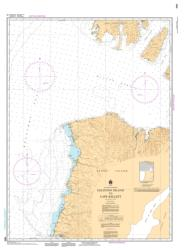 EGLINGTON ISLAND TO CAPE KELLETT (7832) by Canadian Hydrographic Service