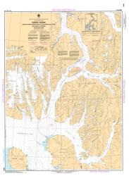 EUREKA SOUTH AND SOUTHERN APPROACHES/ET LES APPROCHES DU SUD INCLUDING/Y COMPRIS BAUMANN FIORD (7940) by Canadian Hydrographic Service