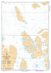 BYAN MARTIN CHANNEL TO/AU MACLEAN STRAIT (7980) by Canadian Hydrographic Service