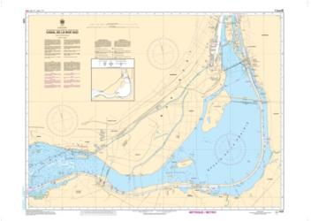 CANAL DE LA RIVE SUD (1429) by Canadian Hydrographic Service