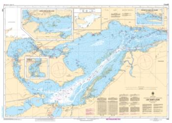 LAC SAINT-LOUIS (1430) by Canadian Hydrographic Service