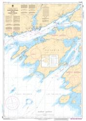 CARLETON ISLAND TO/AU CHARITY SHOAL (1439) by Canadian Hydrographic Service