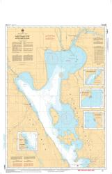 LAC TEMISCAMINGUE/ LAKE TIMISKAMING (1556) by Canadian Hydrographic Service