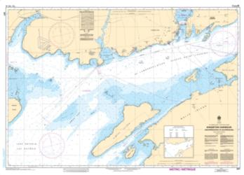 KINGSTON HARBOUR AND APPROACHES/ET LES APPROCHES (2017) by Canadian Hydrographic Service