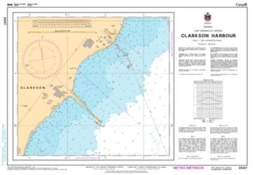 CLARKSON HARBOUR (2047) by Canadian Hydrographic Service