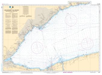 LAKE ONTARIO/LAC ONTARIO (WESTERN PORTION/PARTIE OUEST) (2077) by Canadian Hydrographic Service