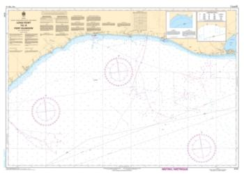 LONG POINT TO/A PORT GLASGOW (2121) by Canadian Hydrographic Service