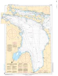 LAKE HURON/LAC HURON (2200) by Canadian Hydrographic Service