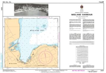 MIDLAND HARBOUR (2221) by Canadian Hydrographic Service