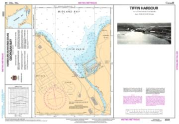 TIFFIN HARBOUR (2222) by Canadian Hydrographic Service