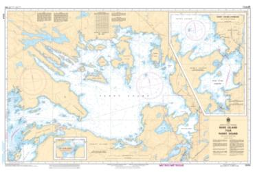 ROSE ISLAND TO/A PARRY SOUND (2224) by Canadian Hydrographic Service