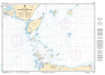CAPE HURD TO/A LONELY ISLAND (2235) by Canadian Hydrographic Service