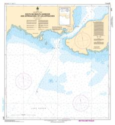 SOUTH BAYMOUTH HARBOUR AND APPROACHES (2273) by Canadian Hydrographic Service