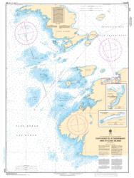 CAPE HURD TO/A TOBERMORY AND/ET COVE ISLAND (2274) by Canadian Hydrographic Service
