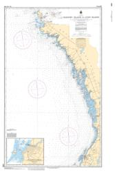CHANTRY ISLAND TO COVE ISLAND (2292) by Canadian Hydrographic Service