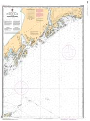 ST. IGNACE ISLAND TO/A PASSAGE ISLAND (2302) by Canadian Hydrographic Service