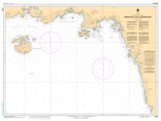 OISEAU BAY TO/A JACKFISH BAY (2304) by Canadian Hydrographic Service