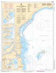 PORT OF THUNDER BAY (2314) by Canadian Hydrographic Service