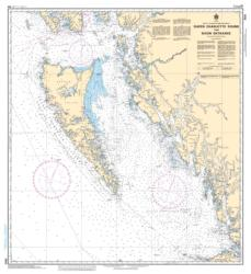 QUEEN CHARLOTTE SOUND TO/A DIXON ENTRANCE (3002) by Canadian Hydrographic Service