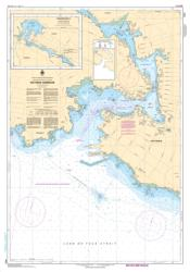VICTORIA HARBOUR (3412) by Canadian Hydrographic Service