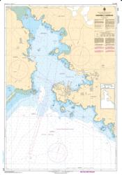 ESQUIMALT HARBOUR (3419) by Canadian Hydrographic Service